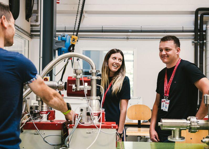 Pfeiffer Vacuum Academy Datadock