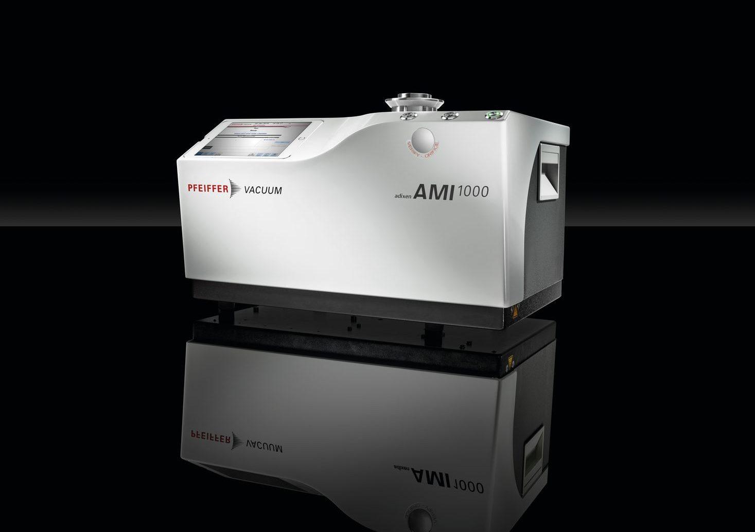 AMI 1000 Pfeiffer Vacuum France