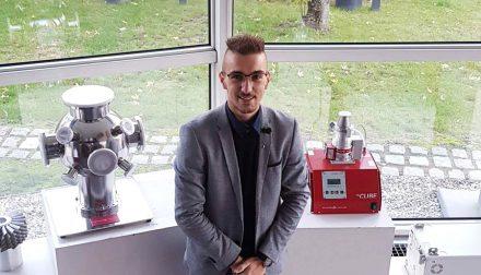 Marc Thiboud Nos Talents Pfeiffer Vacuum Annecy