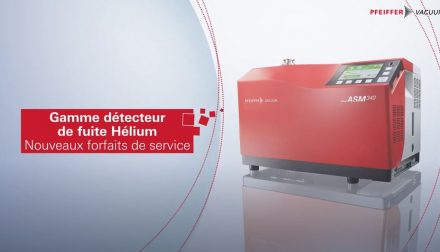 Pfeiffer Vacuum France Service Support